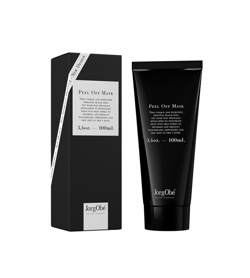 THE ORIGINAL BLACK PEEL OFF MASK