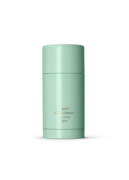 NATURAL DEODORANT Nº GREEN