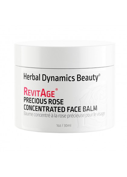 BLACK ROSE & DAMASK ROSE CONCENTRATED FACE BALM