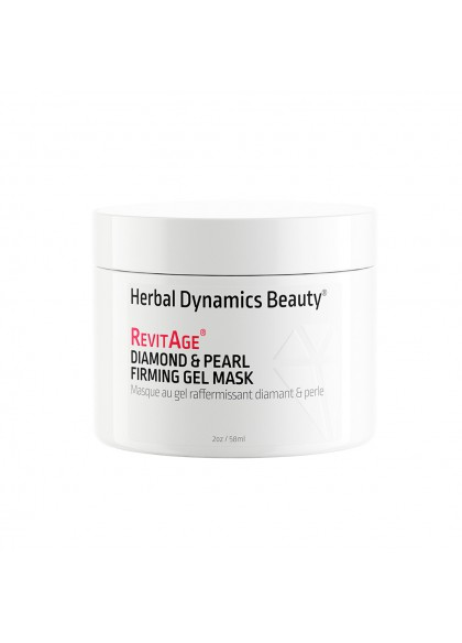 MASCARILLA REAFIRMANTE DIAMOND PEARL FIRMING GEL MASK