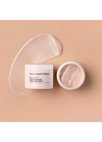 DIAMOND PEARL FIRMING GEL MASK