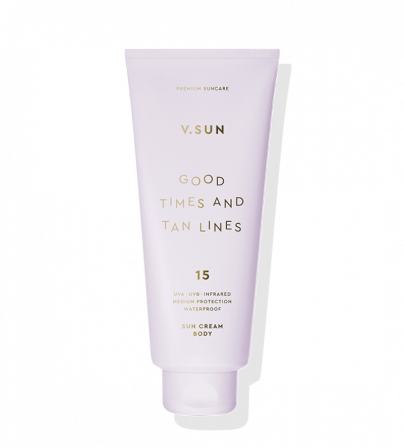 BODY SUNSCREEN SPF15 GOOD...