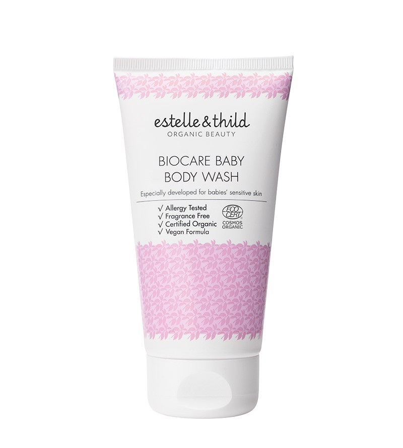BIOCARE BABY BODY WASH