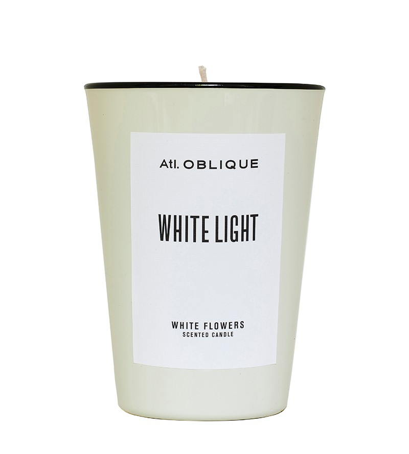 WHITE LIGHT CANDLE