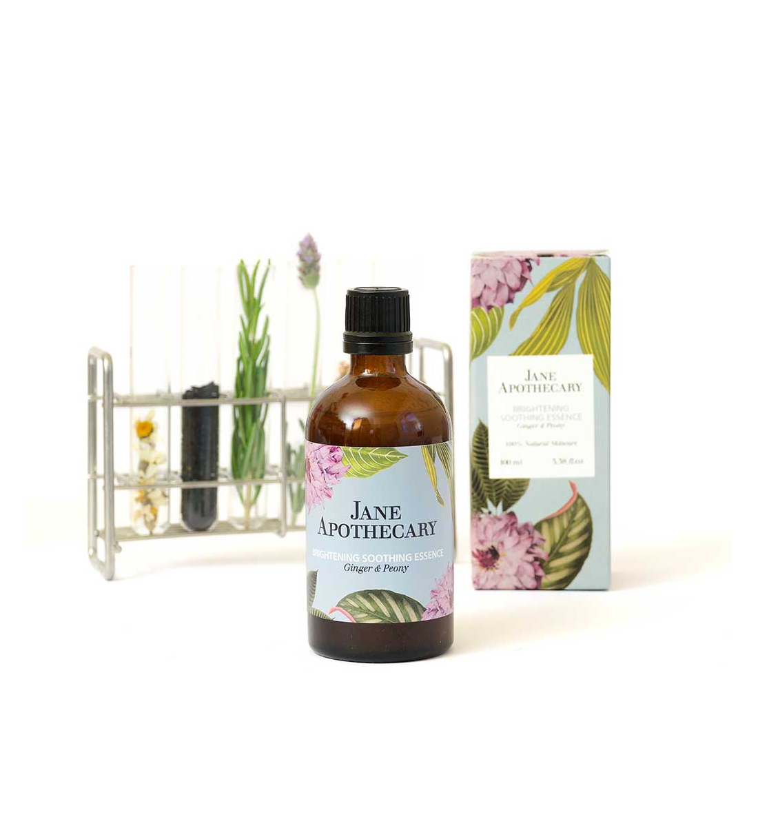 BRIGHTENING SOOTHING ESSENCE GINGER & PEONY