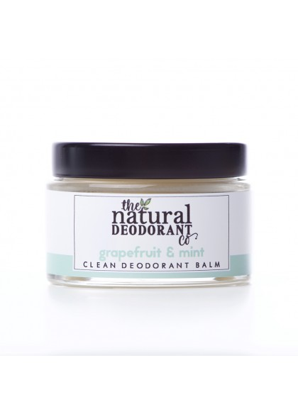 CLEAN DEODORANT BALM GRAPEFRUIT + MINT